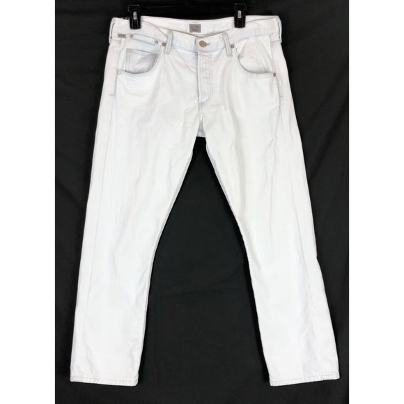 Citizens Of Humanity Denim - Citizen of Humanity boyfriend cropped jeans 8089